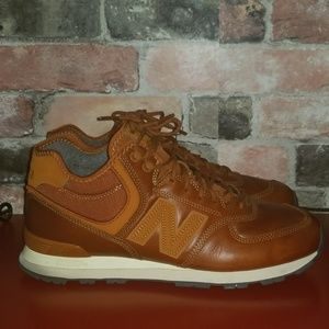 New Balance all leather 574. Size 13